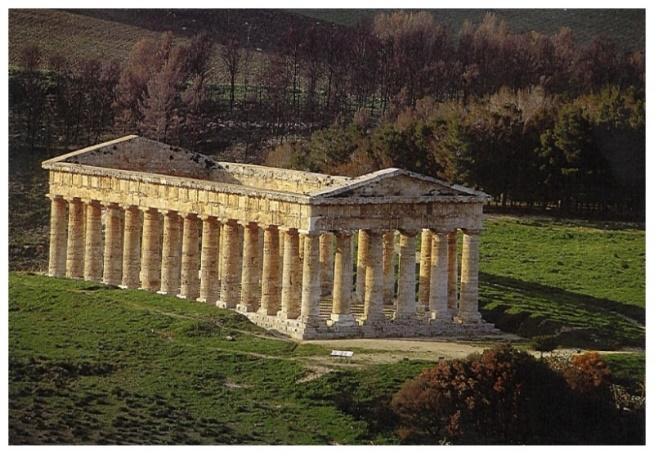 Templet i Segesta